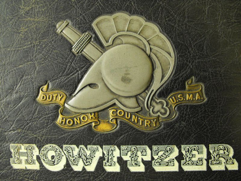 "1942 US Military Academy ""HOWITZER"" Yearbook"