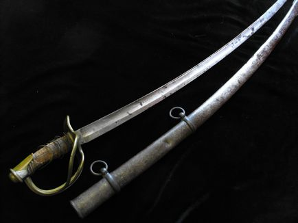 1822 Infantry Officer's Sword, English Pattern