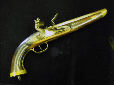 685 Smooth Bore Flintlock made in Liege, Belgium
