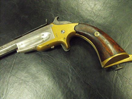 22 RF Frank Wesson Model 1870 Pocket Rifle