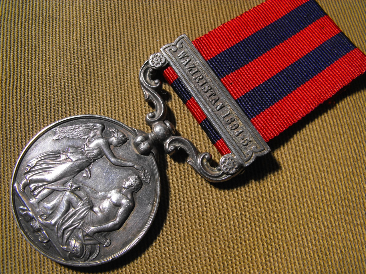 1854 India General Service Medal