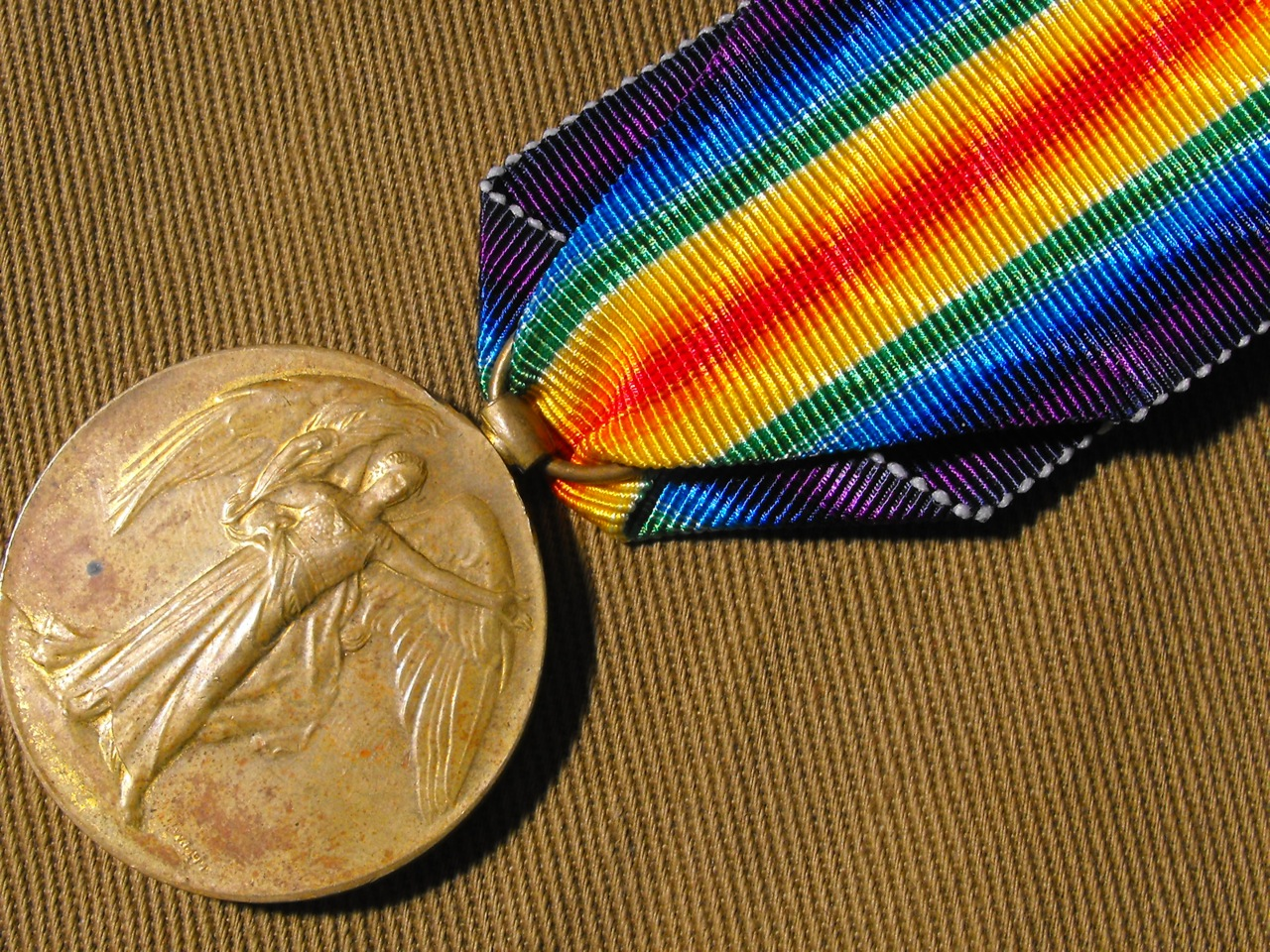 WW1 Victory Medal