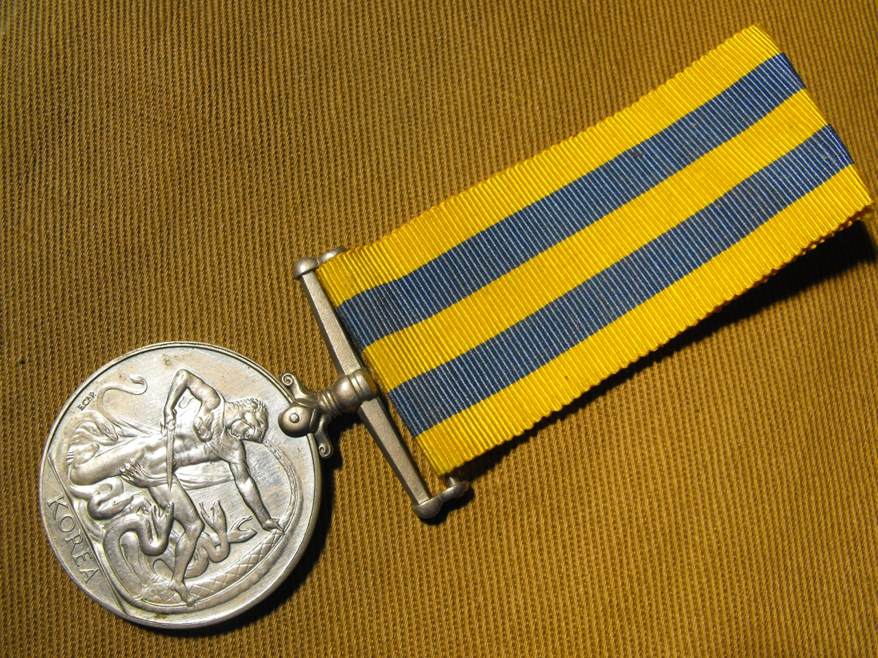 British Korea War Medal