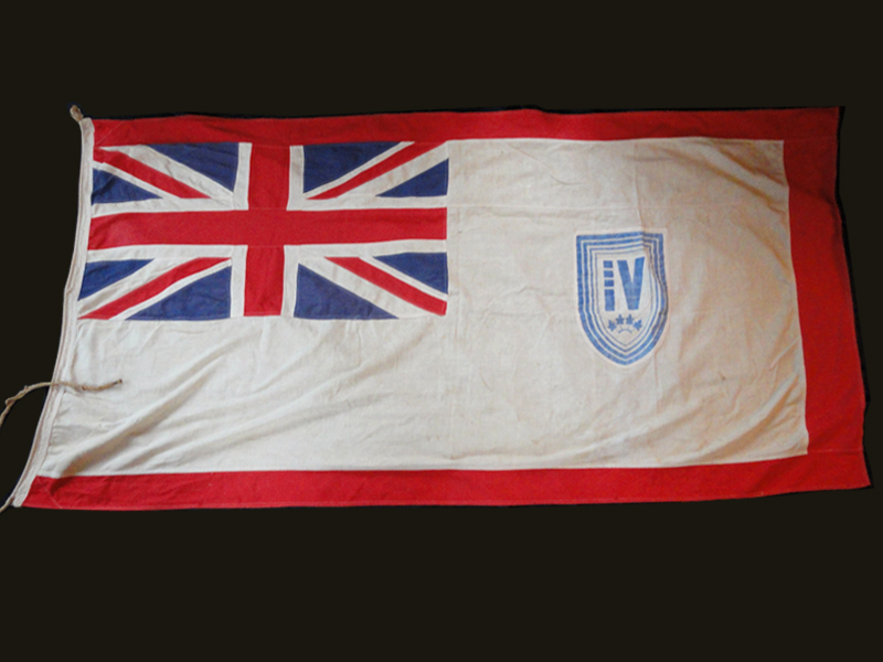 1943 CANADIAN VICTORY LOAN FLAG