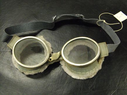 WWII British Aircrew Goggles